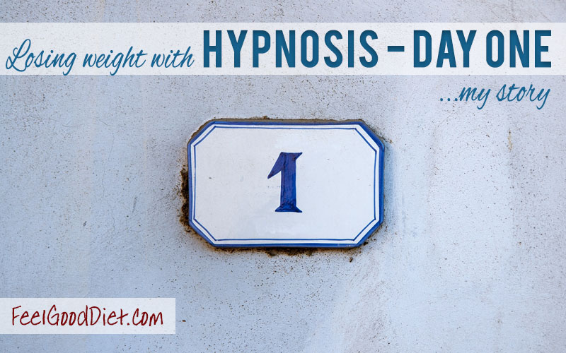 Hypnosis – Day One of My Journey